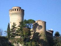 Il Borgo di Brisighella,set ideale per un film medioevale