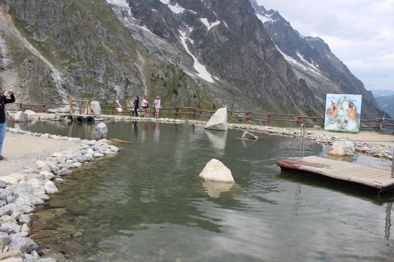 Monte Bianco parco Giochi