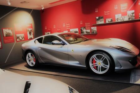 Ferrari in esposizione a Maranello: modelli da strada