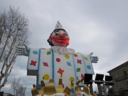 Dimensioni carri Carnevale di Fano