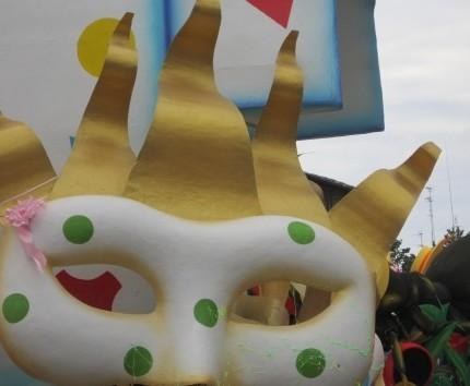 Maschere e carri del Carnevale di Fano