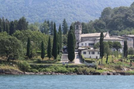 L'abbazia cistercense di Piona