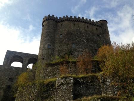 Castello di Malaspina a Fosdinovo (MS)