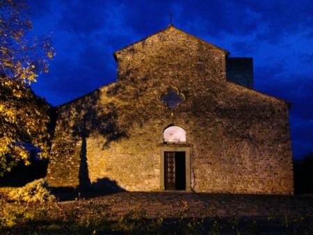 Pieve di Santo Stefano a Sorano-Filattiera in Lunigiana