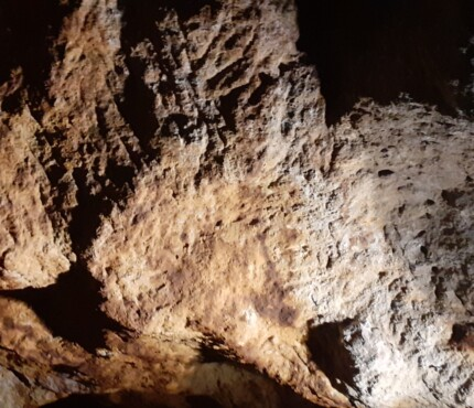 calcopirite alla miniera di e Servette